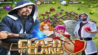 LOS MEJORES COSPLAYS DE CLASH OF CLANS! - (The best cosplays of clash of clans)