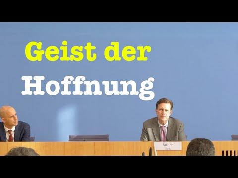 1. März 2021 - Bundespressekonferenz | RegPK