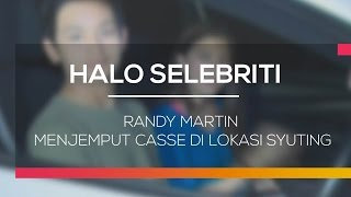Video Randy Martin Menjemput Casse di Lokasi Syuting - Halo Selebriti 17/02/16 download MP3, 3GP, MP4, WEBM, AVI, FLV Januari 2018