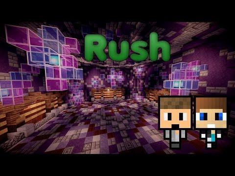 Minecraft | Détente - Rush UHC 3vs3 : Que faire sans arc :p (ft.Grifender) [FR/HD]
