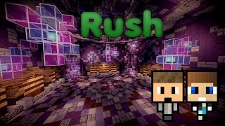 Minecraft | Détente - Rush UHC 3vs3 : Que faire sans arc :p (ft.Grifender) [FR/HD]