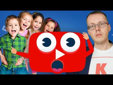 Внимание: обратный отсчёт! Закон COPPA включили для детских каналов. Новости YouTube [08.01.2020]