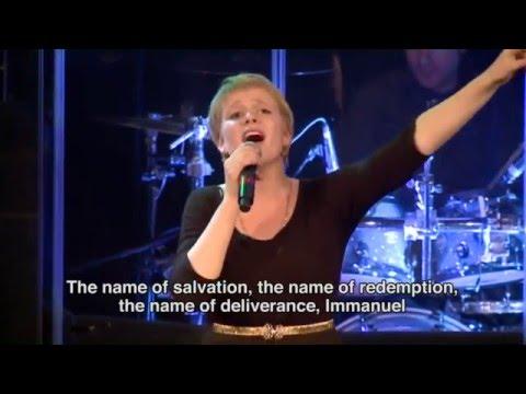 ET SHEM YESHUA..Holy Name of Yeshua...Hebrew Christian Song(Lyrics@CC)
