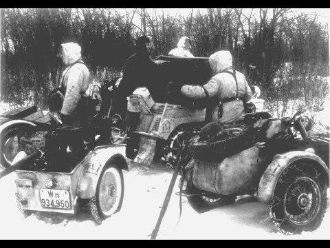 ZÜNDAPP KS 750 im Einsatz 1944
