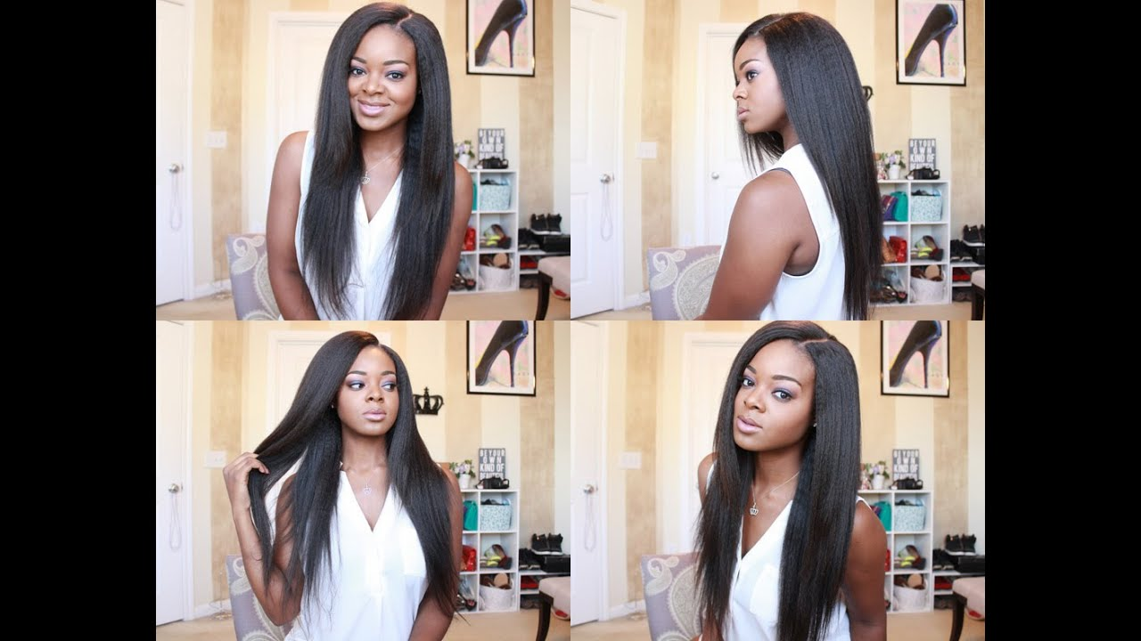Kinky straight queen weave beauty ltd ifyyvonne youtube pmusecretfo Choice Image