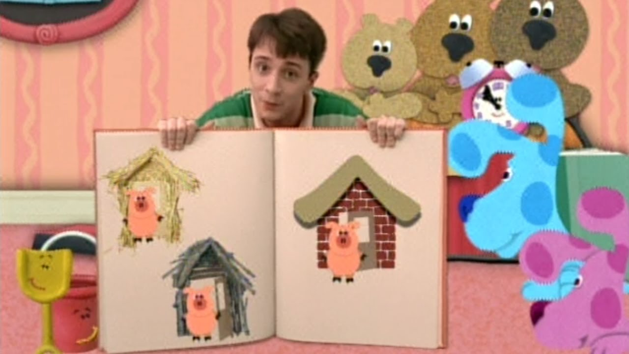 Blue's Clues - Blue's Story Time - YouTube