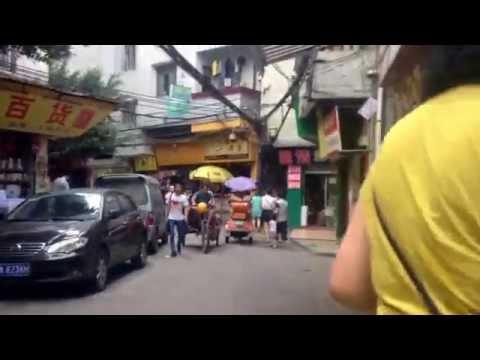 Chinese market in Guangzhou IUPUI Study Abroad