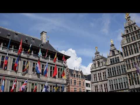 Trip to Antwerp, Belgium