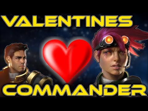Love on the Battlefield (SC2 Arcade - Direct Strike) - Starcraft 2[22] thumbnail