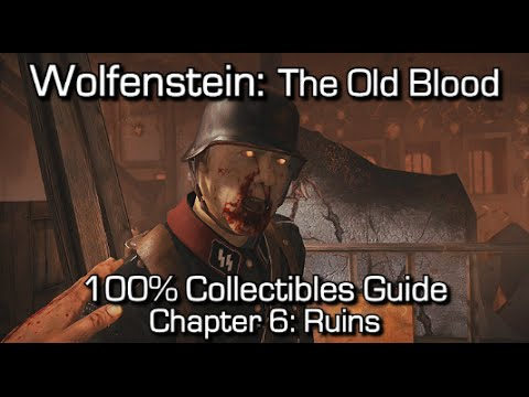 wolfenstein the old blood trophy guide
