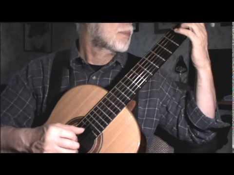 Loch Lomond - Fingerstyle Guitar