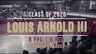 Louis Arnold III - Astronaut High School c/o 2020