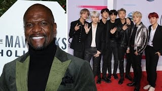 Terry Crews is down for the ARMY as he professes love for BTS