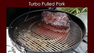 1505 - Turbo Pulled Pork   Bbq & Grill   Deutsches Rezept  