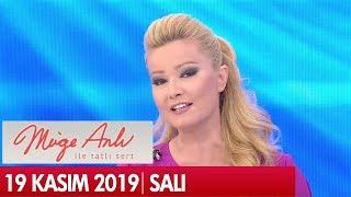 Müge Anlı ile Tatlı Sert 19 Kasım 2019 - Tek Parça