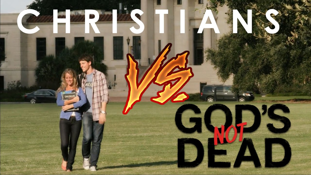 """Download What do Christians think of """"God's Not Dead""""? (2014)"""
