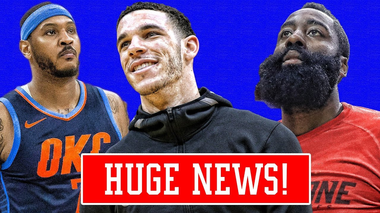 lonzos-jumper-cant-be-fixed-james-harden-still-angry-melo-to-save-rockets-nba-news