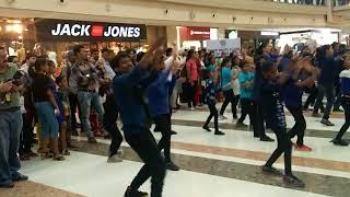 Flash mob at Korum Mall, Thane