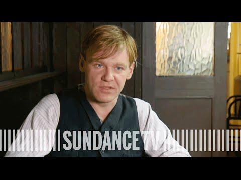 REBELLION   Cast Interview: Brian Gleeson   SundanceTV