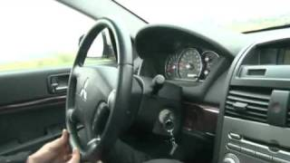 Тест драйв Chevrolet Epica vs Mitsubishi Galant www drive portal ru