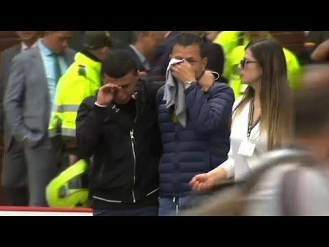 euronews (en español): Una decena de muertos en Colombia por coche bomba