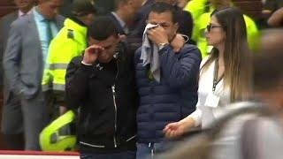 Una decena de muertos en Colombia por coche bomba