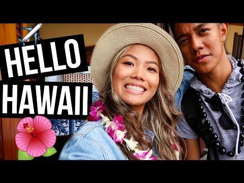 Hawaii Vlog Day 1: WELCOME TO HAWAII + HOTEL ROOM TOUR 2017 || FarinaVlogs