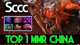 Sccc Dota2 [Lifestealer] Top 1 MMR China VS Storm by ZSMJ