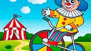 Цирк Животные  - Знакомимся с Животными  #Мультфильм для детей про животных