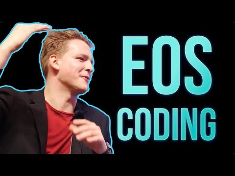 EOS Contract Programming - Programmer explains