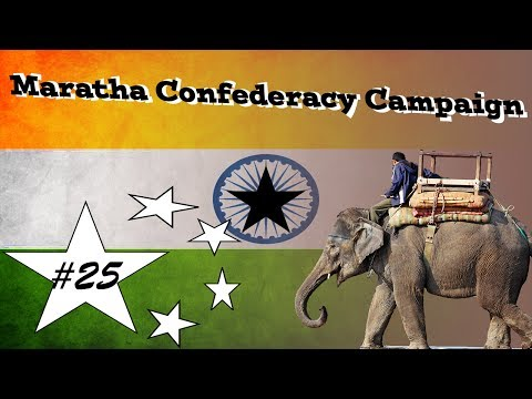ETW ~ Maratha Confederacy Campaign ~ Part 25.2 ~ Battle of Mysore!