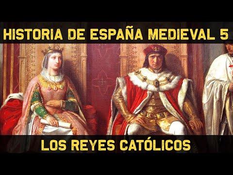 ESPAÑA 6: Edad Media (5ª parte) - Los Reyes Católicos vs. el Reino Nazarí de Granada