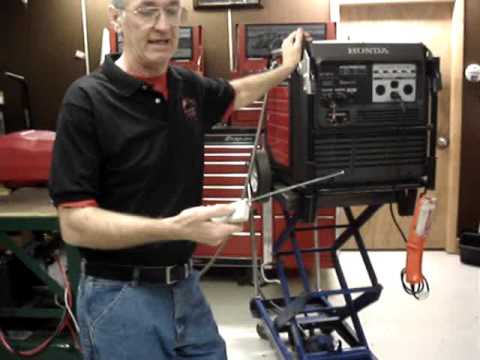Honda EU6500iS Best Remote Fuel and Remote Start Kit on the market by  Pinellas Power Products