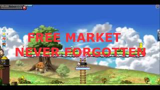 Maplestory : A Tribute to FreeMarket