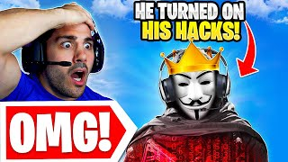 We Made A HACKER RAGE and This Happened.. 😨 (Cold War Warzone)