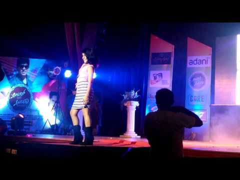 Advika Shetty Did/Fashion show at Town hall mangalore