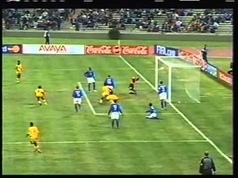 2001 (July 1) Ghana 2- Brazil 1 (Under 20 World Cup)