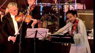 L Subramaniam and Arve Tellefsen play Bach