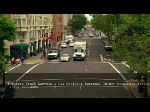 Truck Lawyers & Car Accident Personal Injury Attorneys Savannah Ga Brooklet GA