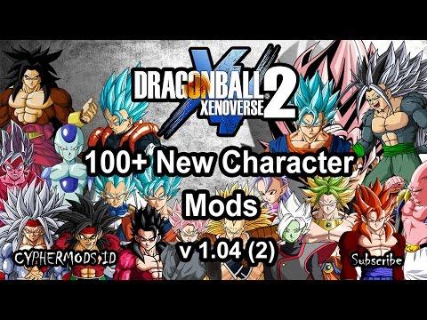 dragon ball xenoverse character slots freischalten