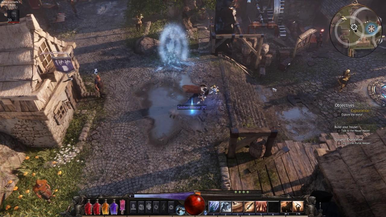 Wolcen Lords Of Mayhem Height Map Magic Youtube