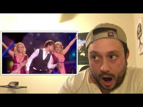 Eurovision 2009  Reaction Request To NORWAY's Winning Performance!