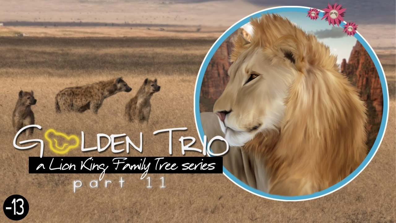 Golden Trio Part 3 Tlkft Part 11 Special Live Action Youtube