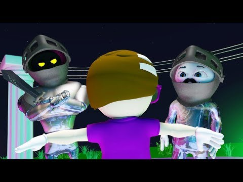 The Incredible Dance Off! | 3D Animated Short Film