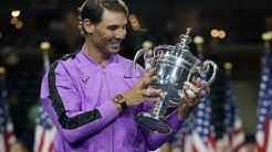 US Open 2019 Men's Final Closing Ceremony