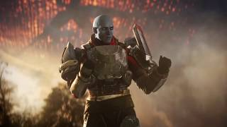 Destiny 2 trailer: guardians of the galaxy style