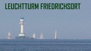 Leuchtturm Friedrichsort (Kiel) - Lighthouse Friedrichsort