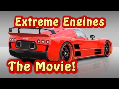 Extreme HP Engines of NRE.  The Movie.  Nelson Racing Engines.  Tom Nelson.