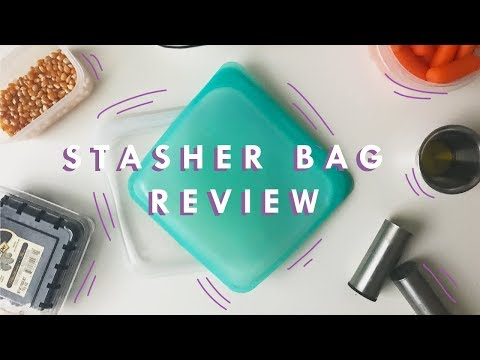 Stasher Bag Review! | Sustainable Living