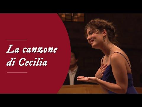 Francesca Aspromonte: La canzone di Cecilia - Canzone calabrese